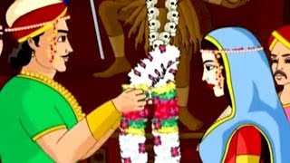 Moral Stories For Kids (In Hindi) - Vikram And Betal