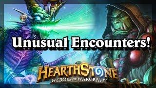 Hearthstone - Unusual Encounters!