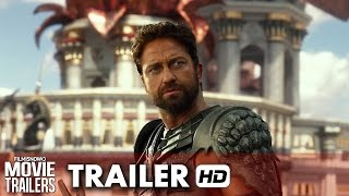 GODS OF EGYPT Official Trailer (2016) - Gerard Butler [HD]