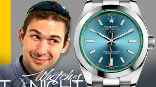 Rolex, Omega, & Breitling I'd Collect; Watches & Wonders; Advertorial In Luxury Watch Journalism