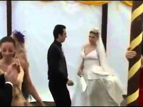 Bronca en la boda