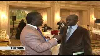 Prix RICE 2012 Emission Cultura 2 TV CONGO