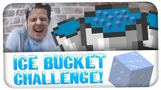 DOPPELTE ICE BUCKET CHALLENGE! 2 EIMER FÜR DEN GUTEN ZWECK! [REALLIFE] [HD]