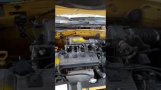 تحوير سمند محرك كورلا 1800