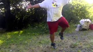 macho dancing