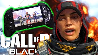 Playing Black Ops 3 on PS VITA?!
