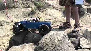 Moab Extreme Challenge 2015 - pecus - prova 3