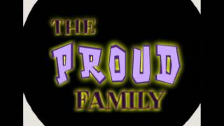 The Proud Family Theme Song | Disney Channel