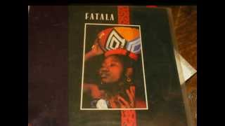 Arafan Toure Fatala Fatala lp
