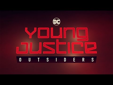 Xxx Mp4 YOUNG JUSTICE OUTSIDERS Official Comic Con Trailer DC Universe 3gp Sex