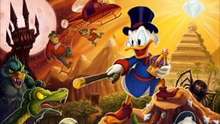 Ducktales Remastered Soundtrack - Moon Theme