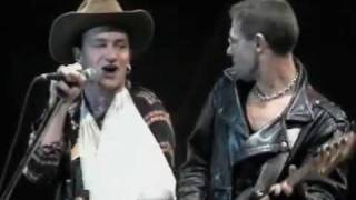 U2 Trip Through Your Wires  10131987  3 Rivers Stadium  Pittsburgh Pa