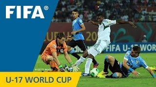 Awesome Awoniyi powers Nigeria