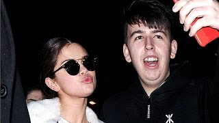 Selena Gomez Gets Kissed By Aggressive Fan in London
