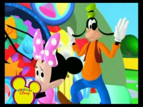 La casa de mickey mouse La Mickey Danza Mickeydanza