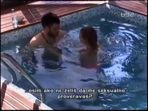 � eljko Stojanović & Ava Karabatić Priča koja je obeležila VIP Veliki Brat 2013 III deo