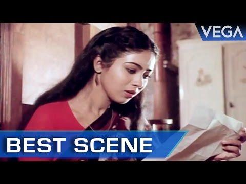 Murali Writes A Letter To Jayashree || Kalamellam Un Madiyil Tamil Movie || Best Scene