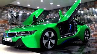BMW i8 KAPLAMA UYGULAMASI (GMG GARAGE)