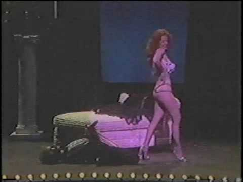 Tempest Storm in Burlesque U.S.A. 1980