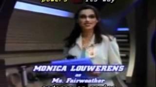 Power Rangers A la Velocidad de la Luz opening subtitulado en español