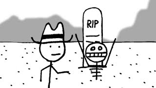 HELLO, SIR! HOW IS BEING DEAD? | West of Loathing - Part 2