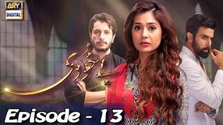 Bay Khudi Ep - 13  - 9th February 2017 - ARY Digital Drama