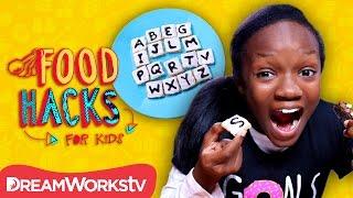 Edible Game Night Hacks   FOOD HACKS FOR KIDS