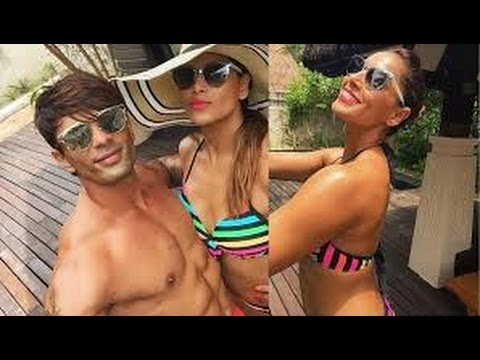 Bipashu Basu and Karan Singh Grover are enjoying their after marriage life in Style!!