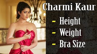 Charmi Kaur Height Weight Bra Size - Tollywood actress | Gyan Junction