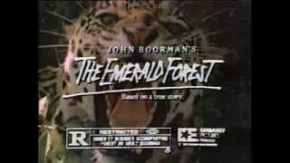 The Emerald Forest 1985 TV Spot