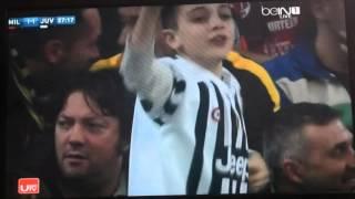 AC Milan Vs Juventus 1 - 2 (10 April 2016)