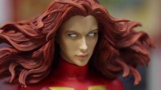 Breaking The Seal: Episode 19 Dark Phoenix Premium Format Statue