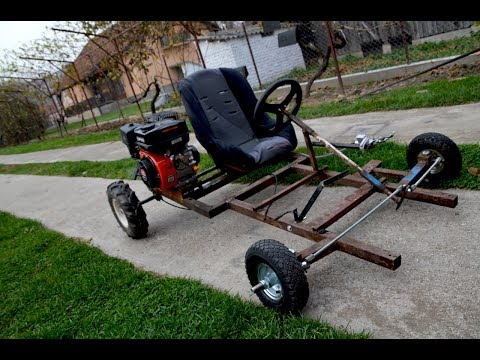 Xxx Mp4 Homemade Go Kart 200cc PART 1 3gp Sex