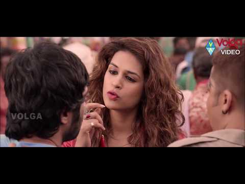 Shraddha Das Most You Tube Popular Scene - Volga Videos 2017
