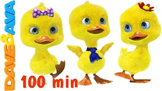 Five Little Ducks Went out One Day and More | Nursery Rhymes and Fun Songs