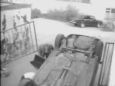 Mulher no volante perigo constante