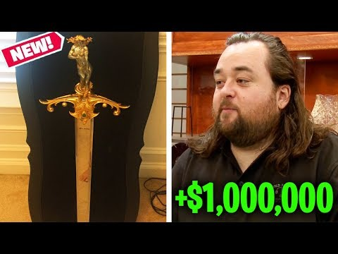 Chumlee Just Hit The Pawn Shop s BIGGEST JACKPOT Pawn Stars