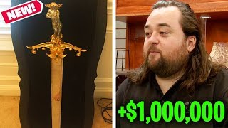 Chumlee Just Hit The Pawn Shop