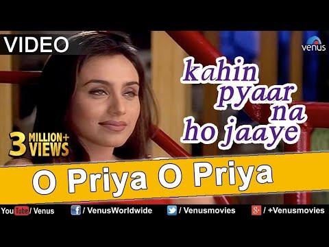 Xxx Mp4 O Priya O Priya VIDEO Salman Khan Rani Mukherjee Kahin Pyaar Na Ho Jaaye Superhit Love Song 3gp Sex