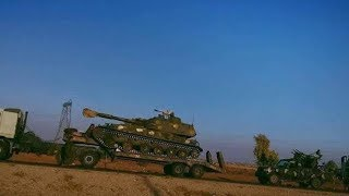 The Syrian army is preparing for a large-scale attack on Idlib