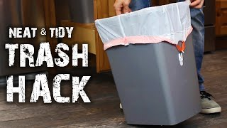 Neat & Tidy Trash Hack