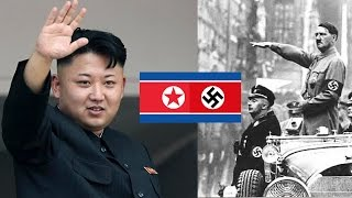 north korea compared to the holocaust (project)