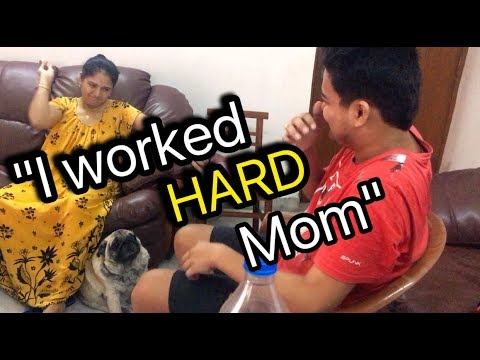 Xxx Mp4 Crazy SEX TAPE Prank On Indian Mom 3gp Sex