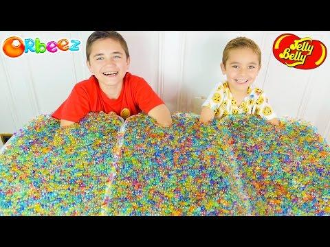 Xxx Mp4 ORBEEZ CHALLENGE 2 Jelly Belly Surprises Cachés Dans Des Milliers D Orbeez 3gp Sex