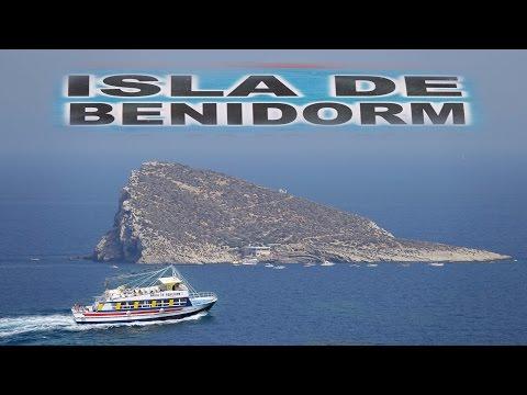 Benidorm Island Tour - Benidorm , Spain 2016 4K
