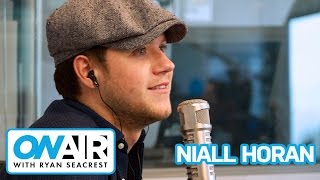 niall horan reveals inspirations for and quot slow hands and quot on air with ryan seacrest