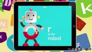ABC Phonics Video learn abc Interactive Alphabet Ipad App Review Preschool Kindergarten kids song