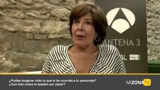 Entrevista exclusiva a Concha Velasco (Doña Ángela en