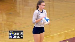 Champlin Park vs. Eagan State High School Volleyball