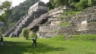 Sarroch,Cenzovacca,Viaggi: Messico e Guatemala,Siti Archeologici.